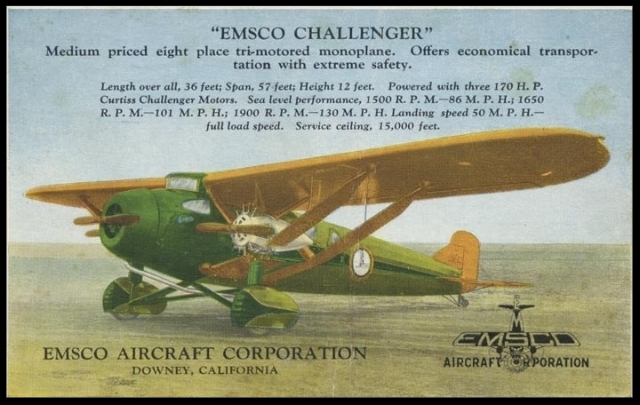 Above- EMSCO Challenger