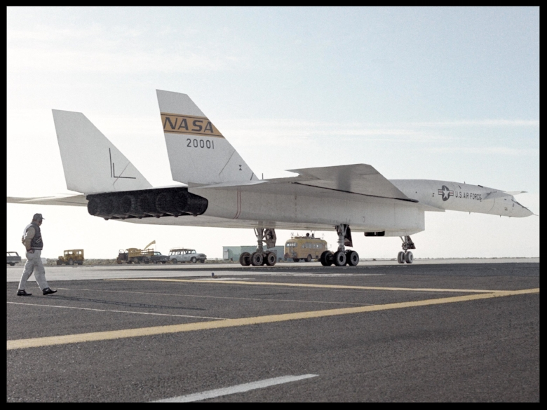 NASA Armstrong Fact Sheet: XB-70 Valkyrie. Image- NASA