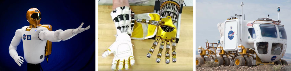 Robotics and Autonomous Systems. Image- NASA    More here