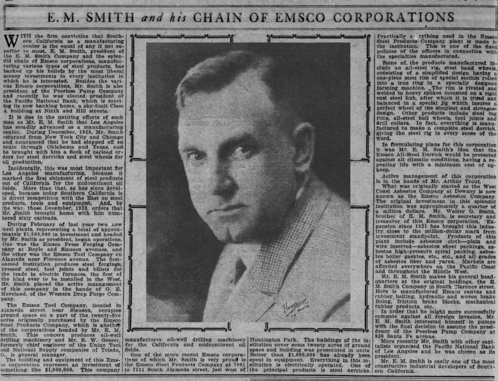 Los Angeles Times- Jan 21 1925