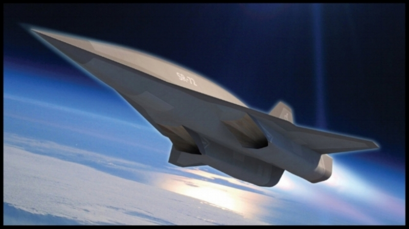 Lockheed SR-72 concept