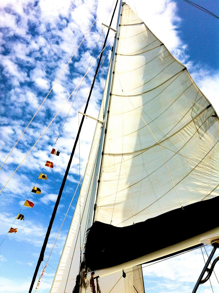 Sailing in Maui with Trilogy Excursions