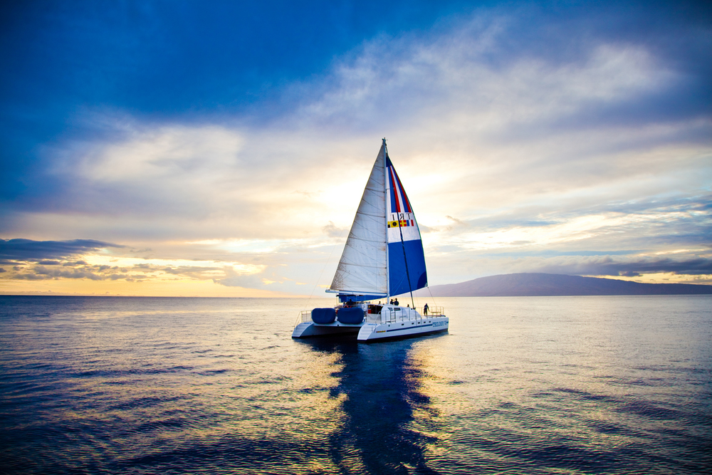 Best Maui sunset sail