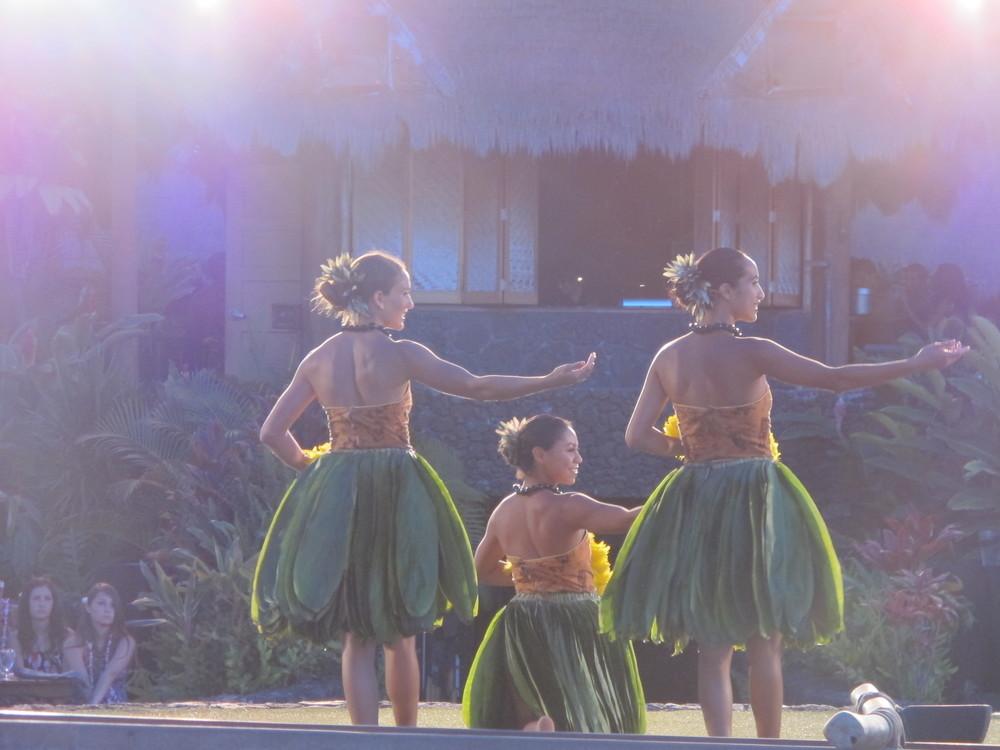 Best luaus on Maui