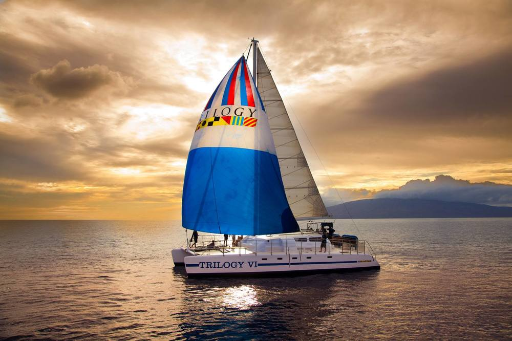 sailing tours in Maui