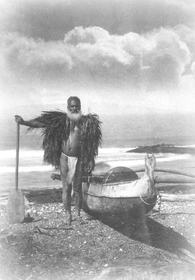 Ancient Hawaiian