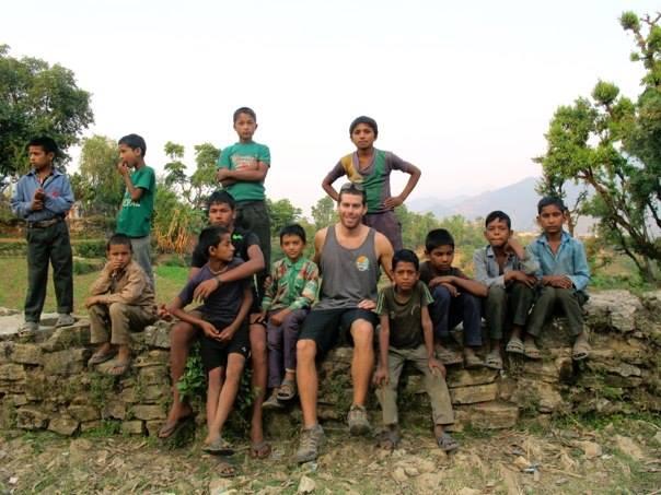 jason kids nepal