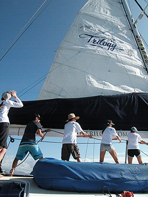 Seabury Raise Sail RS