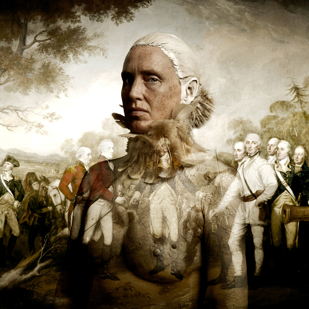 Bear Krikpatrick, Kathryn: Burgoyn's Surrender