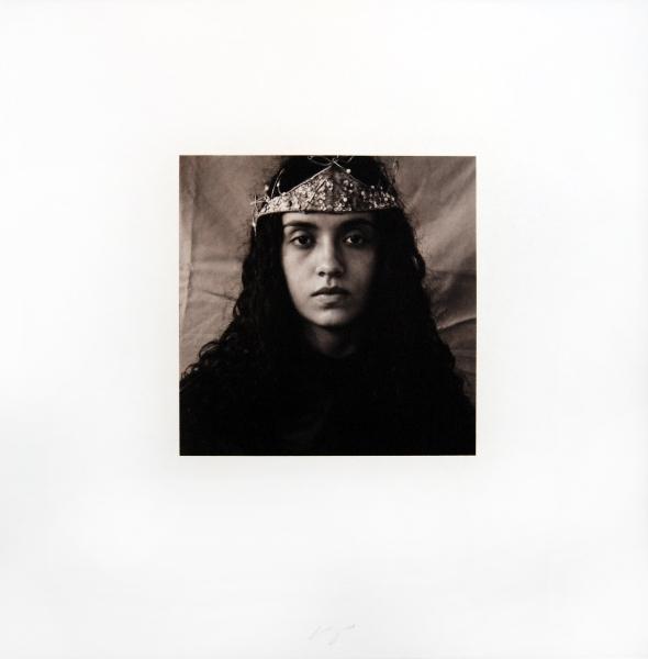 El Circo, Photogravure & platinum, 10 x 10 in..jpg