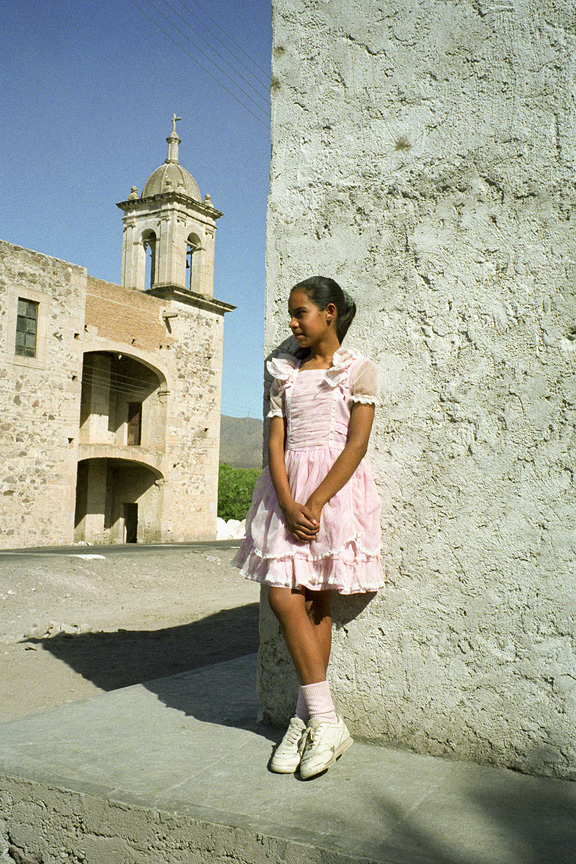 Hidalgo San Antonio, Durango by Paul Turouet