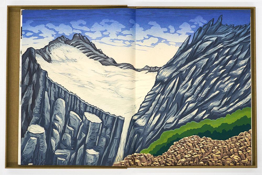detail (Anderson), The Last Glacier