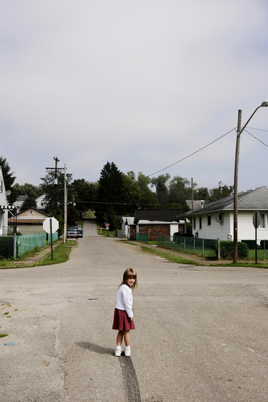 Skidmark, Chauncey, Ohio 2006 by Matt Eich