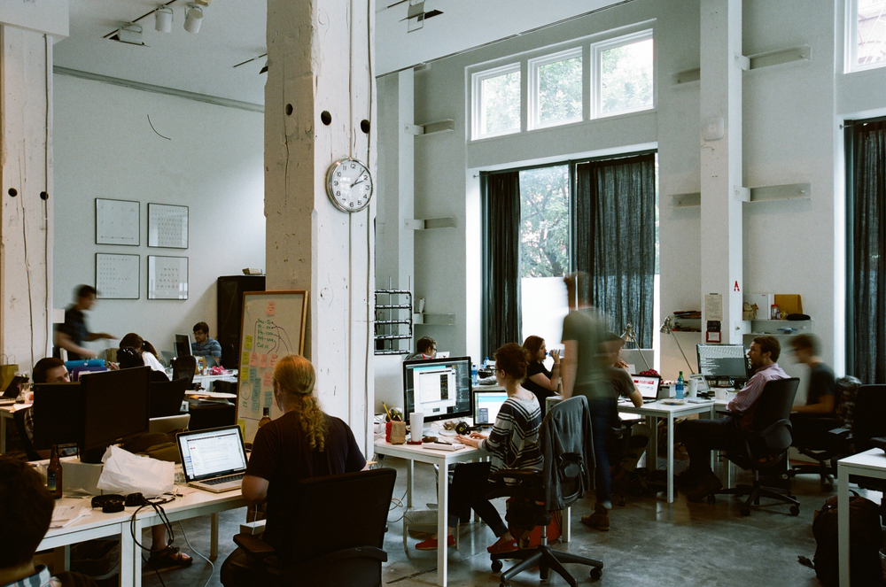 Coworking 2009-2011