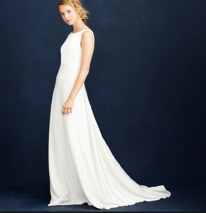 Percy Gown, $650 from JCrew