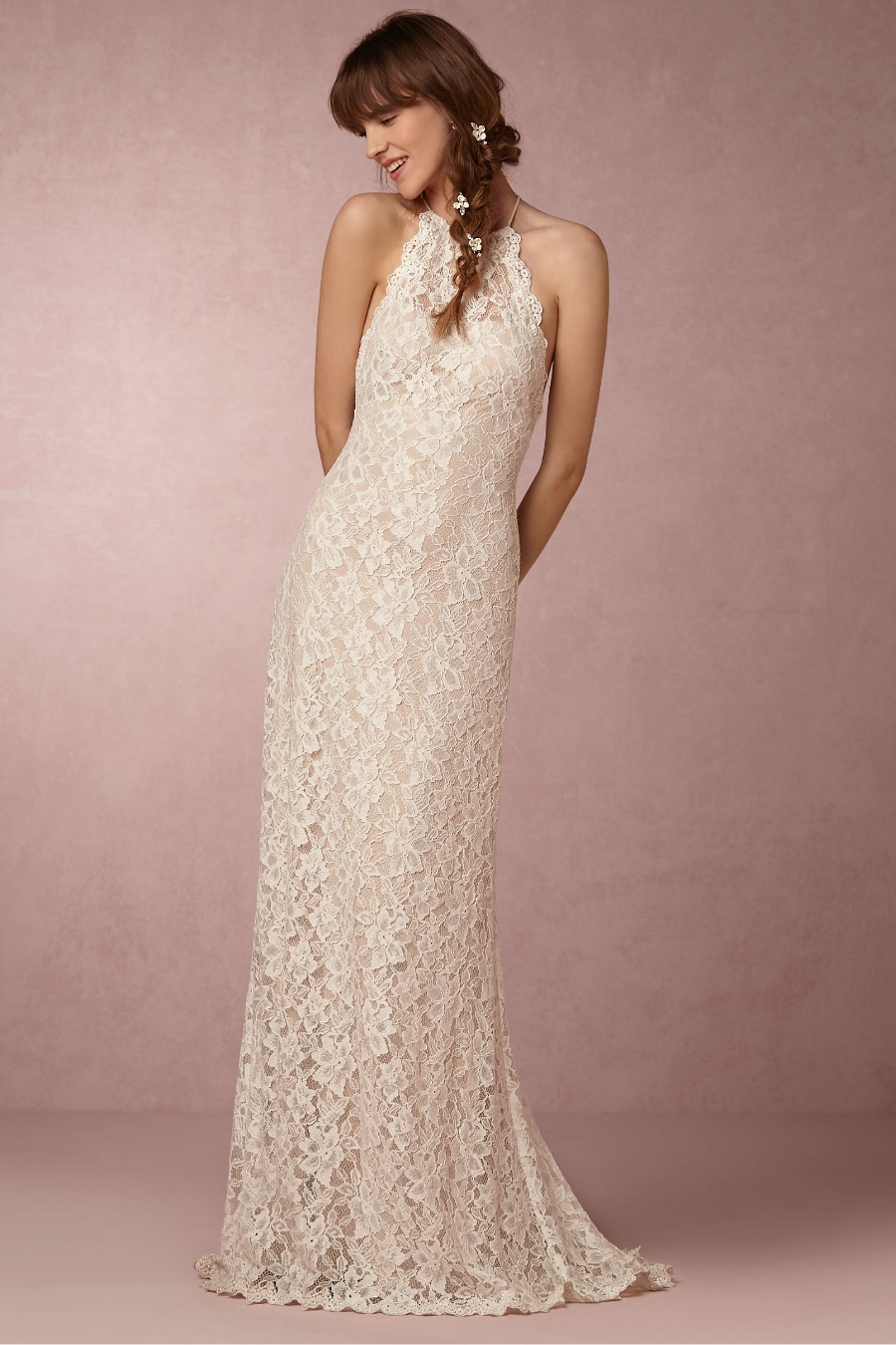 Mina Gown, $700 from BHLDN