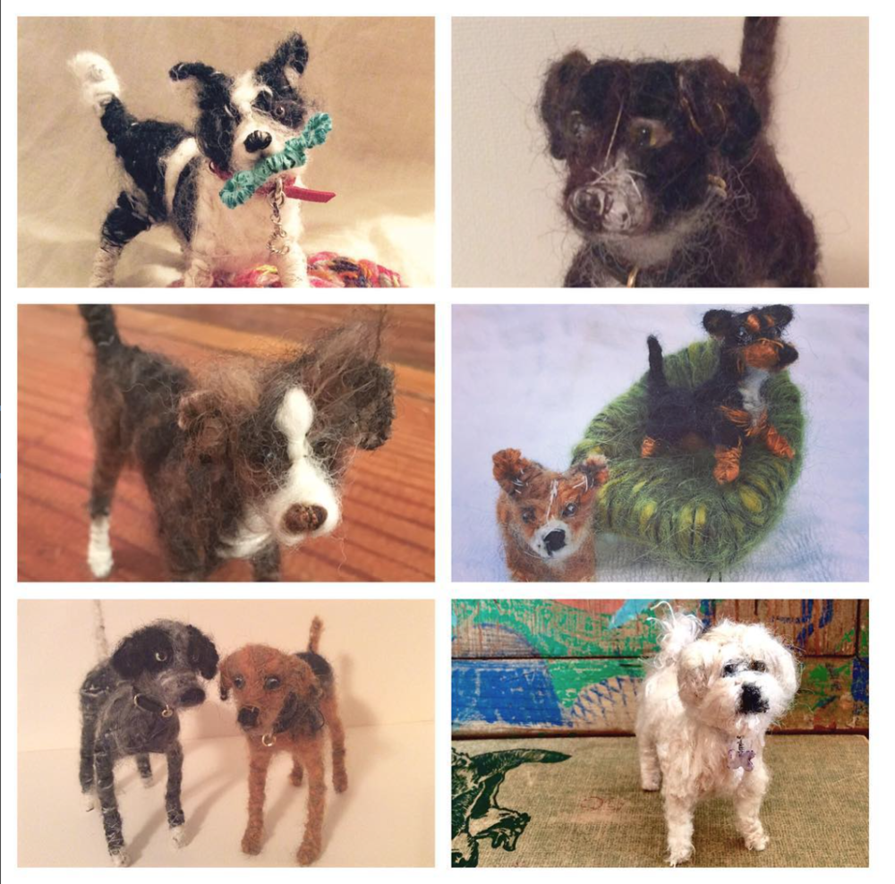 Tiny Pets Collage