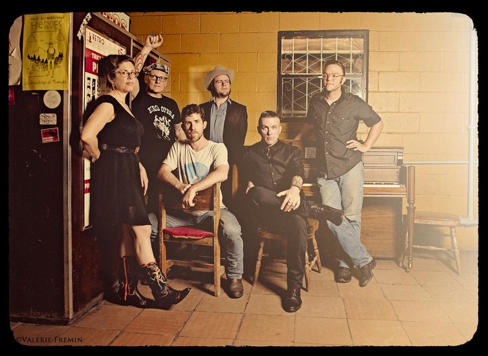 Web Quality Promo Shot. Palomino Shakedown. Image by Valerie Fremin.