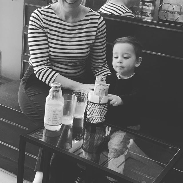 One of our most passionate Crêpes à GoGo and Limonana customers!  So young and already a connoisseur if fine food! #gourmetkids #foodforkids #healthyfoodchoices #bestcrepes #bestbeverage #bestfood #igertoronto #torontofood #torontofoodie #kidfoodideas #kidfood #torontoigers #foodie #foodietoronto #foodieto