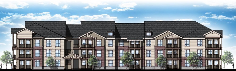 Metcalf Village Apartments will soon be underway in Overland Park.