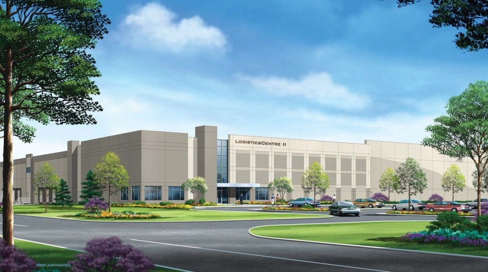 Challenge Manufacturing Company recently signed a 352,000-square-foot lease of the entire LogisticsCentre II building at the KCI Intermodal BusinessCentre.