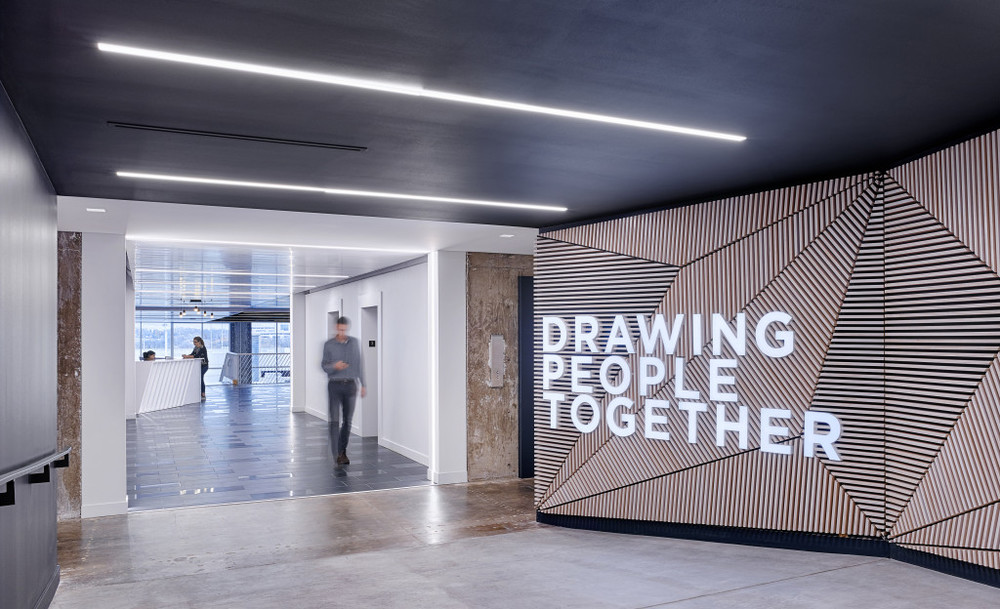 Populous New Office Its A Manifestation Of Our Brand - Kansas city architecture firms