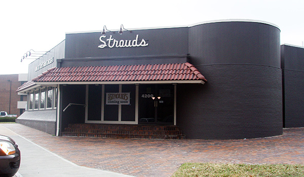 Stroud's Restaurant, 4200 Shawnee Mission Parkway in Fairway, Kan., has a new owner.