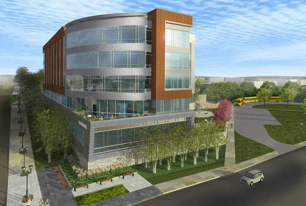 The Northland Innovation Campus is home to several educational entities including the North Kansas City School District and Northwest Missouri State University.