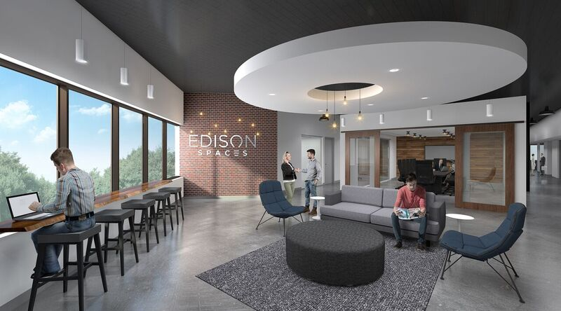 The first Edison Spaces location launches late November at 4400 College Blvd. in Leawood. To tour offices and sign a flexible month-to-month lease, visit the company's  website .
