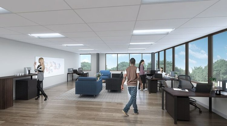 Druten distinguishes Edison Spaces from coworking space in that it prioritizes privacy and focus.