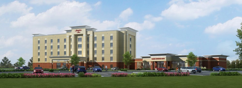 If plans are approved, developer Deepak Parmar will build an 82-room Hampton Inn Hotel in Gardner along I-35.