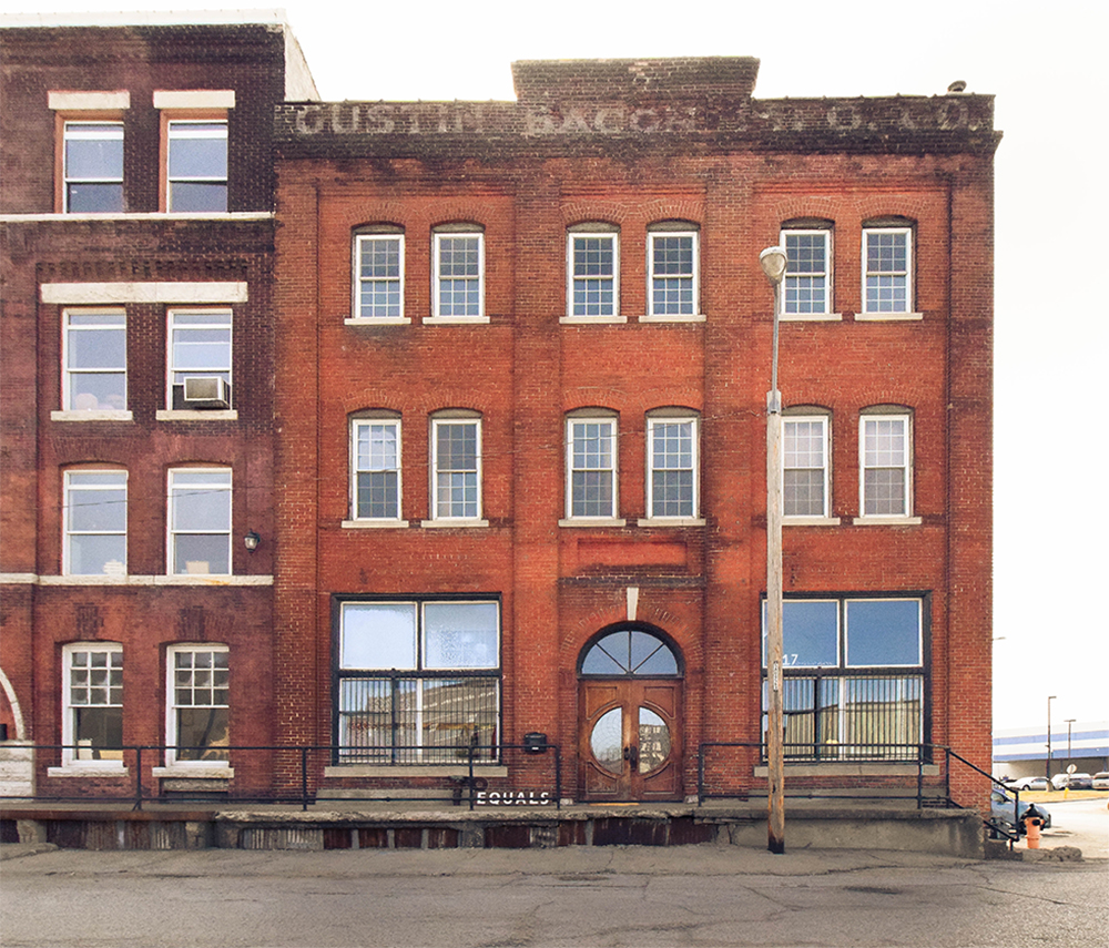 Life Equals has a new home at 1417 W. 11th St. in Kansas City, Mo. See a gallery of photos below.