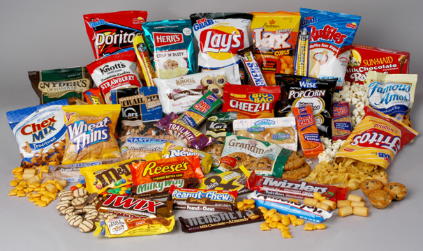 snacks students could keep in their dorm