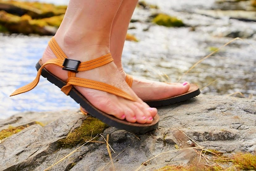 Earthrunners - Simply put, Earthrunners are the awesomest minimalist sandal you will find. There are others that, functionally speaking, are also awesome, but we really like the look of Earthrunners so they are our winner to feature as our fav pick. We wear these whenever it is warm enough to wear sandals. If you are truly living the #northwestlife, get some toe socks and wear them in the elements. Socks and sandals never goes out of style in Oregon. ;) Other brands that make minimal sandals we like are Xero, Luna, and VivoBarefoot (featured below).