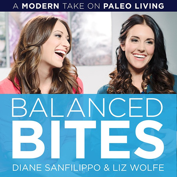 Balanced Bites - If you have any interest at all in whole-food nutrition and what benefits you can reap from eating a Paleo-ish diet, this podcast is a great place to go. Plus, it will give you insight in what you could gain from working with us as Nutritional Therapists, as both Diane and Liz also practice Nutritional Therapy (Liz went through the same program as we did). The podcast takes listener Q's and they provide the A's, which means you can search topics that interest you and listen to those episodes a la carte. Topics include, but are not limited to: Paleo eating; skincare, healthy mindset principles, cooking tips, and using nutrition to support auto-immune conditions, fertility, and a range of other