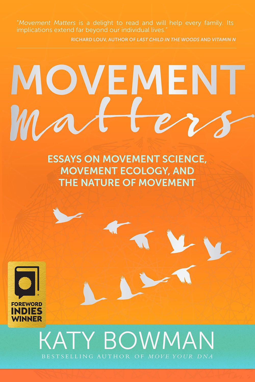 Movement Matters - Really, we recommend anything by biomechanist Katy Bowman. She is brilliant and has a knack for writing about complex topics in a way that is easy to understand. She will open your mind to a whole different perspective on movement. Her titles, in order, include:Simple Steps to Foot Pain ReliefAlignment MattersMove Your DNAWhole Body BarefootDon't Just Sit ThereDiastasis RectiMovement MattersDynamic Aging