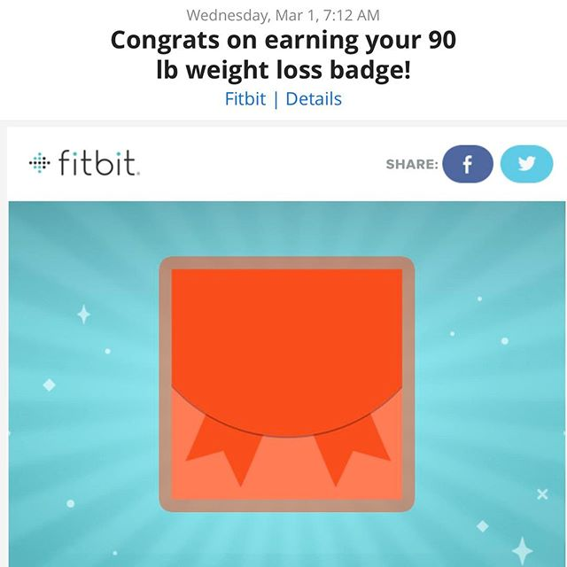 @fitbit you really need to fix these. #weightlosstransformation #gettingfit #90poundslost #plantbasedfitness #fitnessjunkie