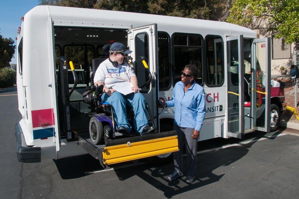 Actualización de la política de Paratransporte