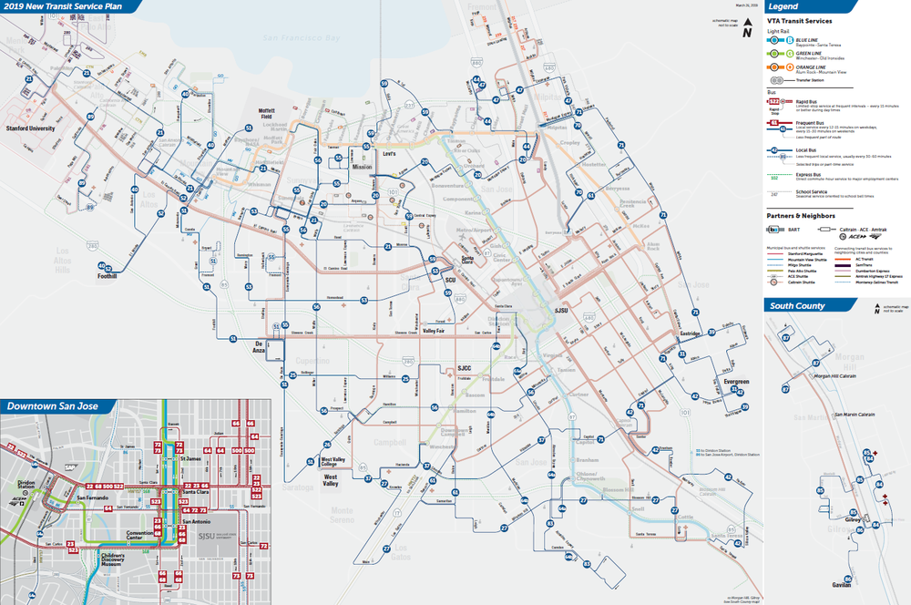 Proposed Local Bus Routes Map  (PDF)