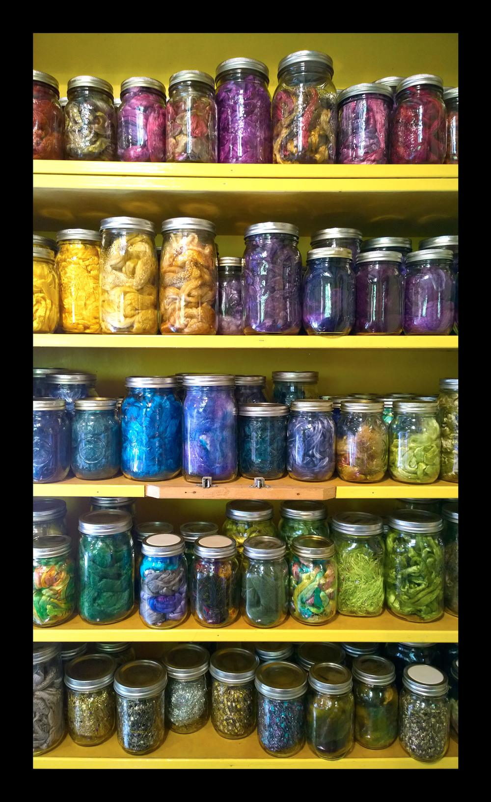 silk jars