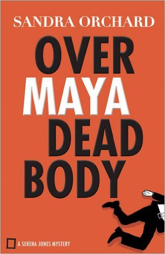 Over Maya Dead Body, book 3