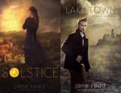 Solstice (2 Book Series) by Jane Redd