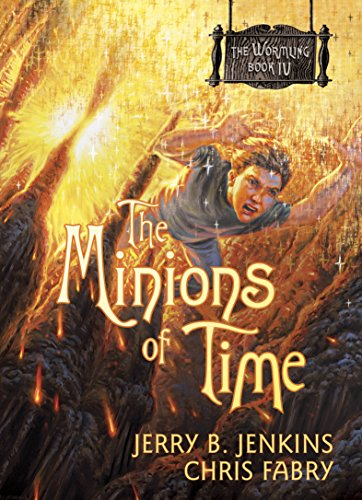 The Minions of Time, book 4