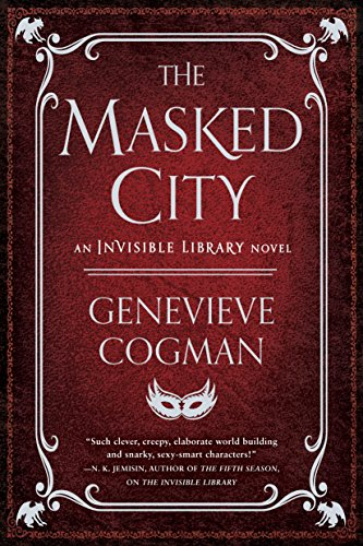 The Masked City, book 2