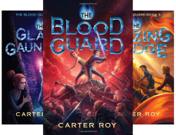 The Blood Guard (3 book series)
