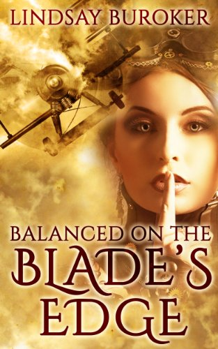 Balanced on the Blade's Edge, book 1