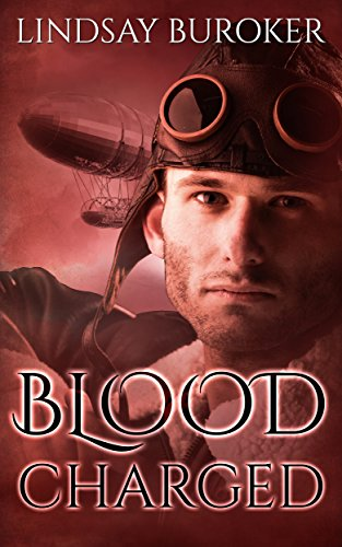 Blood Charged, book 3