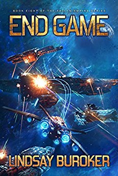 End Game, book 8
