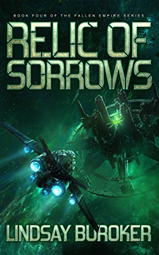 Relic of Sorrows, book 4