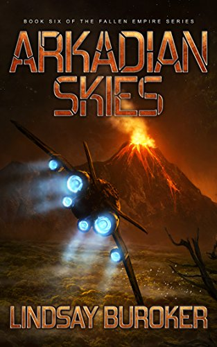 Arkadian Skies, book 6
